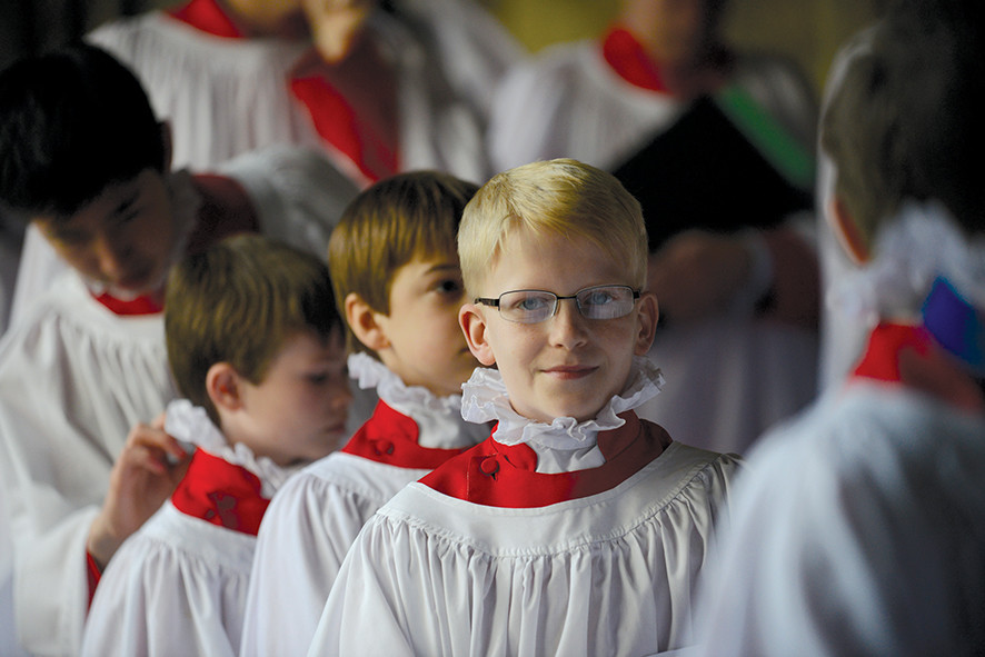Choir Glasses