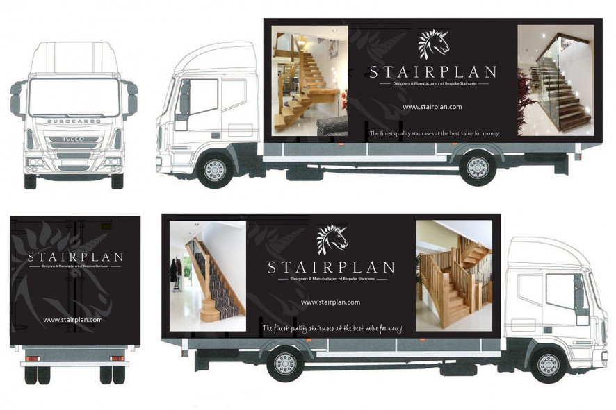 Stairplan livery